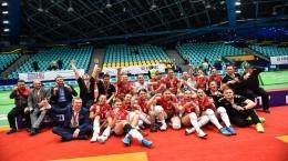 Siatkarki Developres Skyres Rzeszów brązowymi medalistkami ORLEN Ligi
