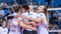 Kolejne zwycięstwo Developresu Skyres Rzeszów w Lidze Mistrzyń!