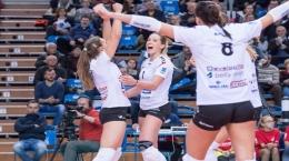 Developres Skyres Rzeszów wywalczył awans do fazy grupowej Ligi Mistrzyń