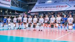 Pierwszy mecz ligowy siatkarek KS Skyres Developres Rzeszów w tym roku