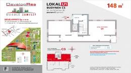 Architektów 18, lokal usługowy 148 m2