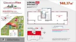 Architektów 14, lokal usługowy 148 m2