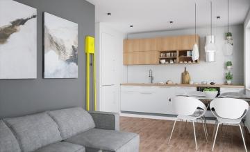 Aranżacja małego mieszkania – sprawdzone pomysły