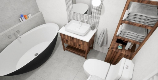 Jak tanio urządzić łazienkę? Sprawdzone pomysły