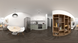 Funkcjonalne mieszkanie dla singla. 5 zasad urządzania