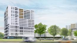 Raport zaawansowania prac - Osiedle SkyRes, budynek L4