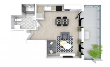 Jak urządzić małe mieszkanie? Praktyczne porady
