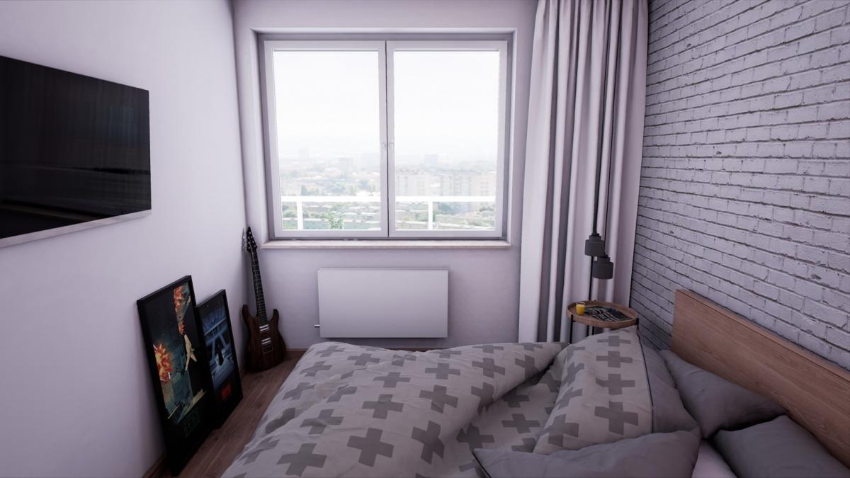 Mieszkanie 35,07 m2, Warszawska/Lubelska, Rzeszów