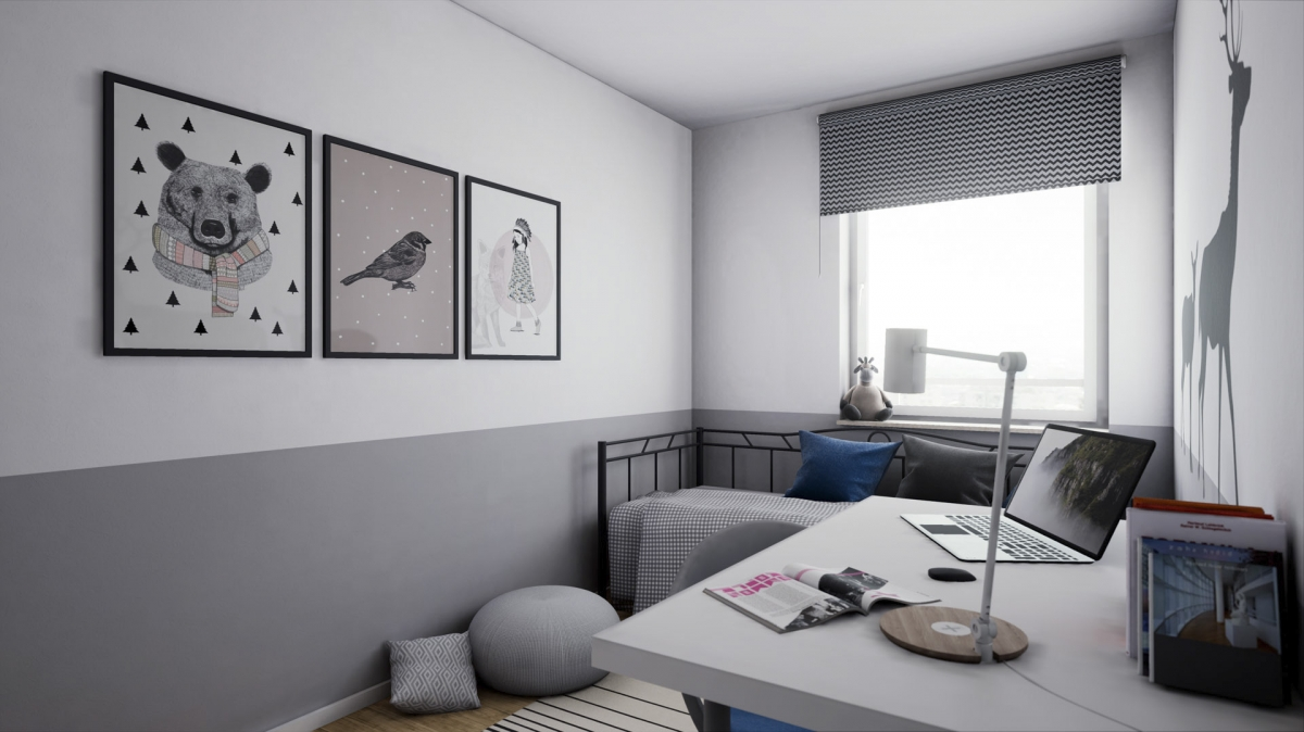 Mieszkanie 54,81 m2, Warszawska/Lubelska, Rzeszów
