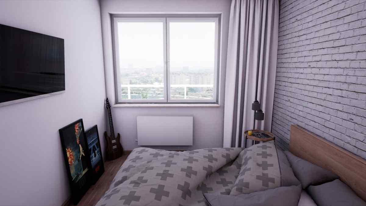 Mieszkanie 34,55 m2, Warszawska/Lubelska, Rzeszów