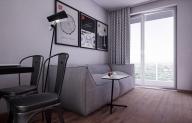 Mieszkanie 34,9 m2, Warszawska/Lubelska, Rzeszów