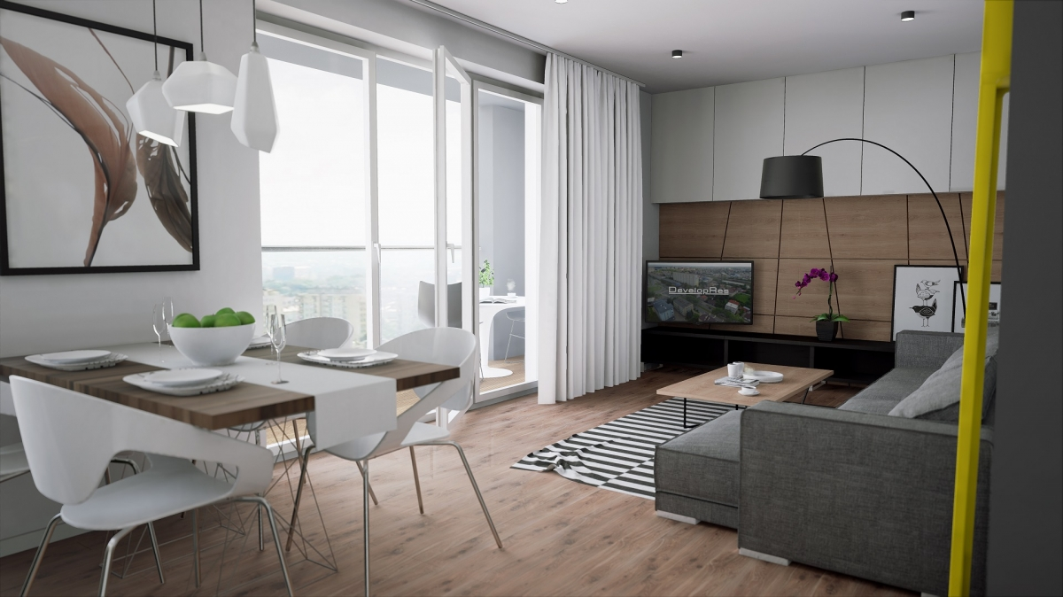 Mieszkanie 59,77 m2, Warszawska/Lubelska, Rzeszów