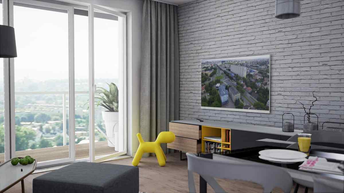 Mieszkanie 62,93 m2, Warszawska/Lubelska, Rzeszów