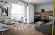 Mieszkanie 59,69 m2, Warszawska/Lubelska, Rzeszów