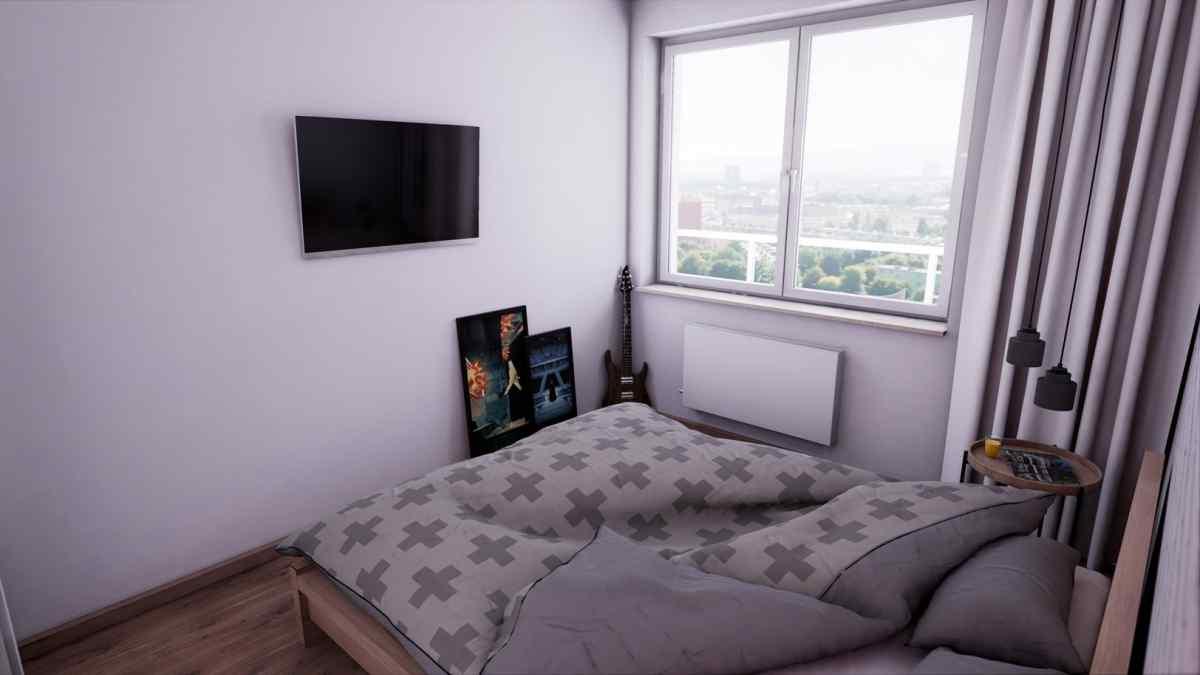 Mieszkanie 35,1 m2, Warszawska/Lubelska, Rzeszów