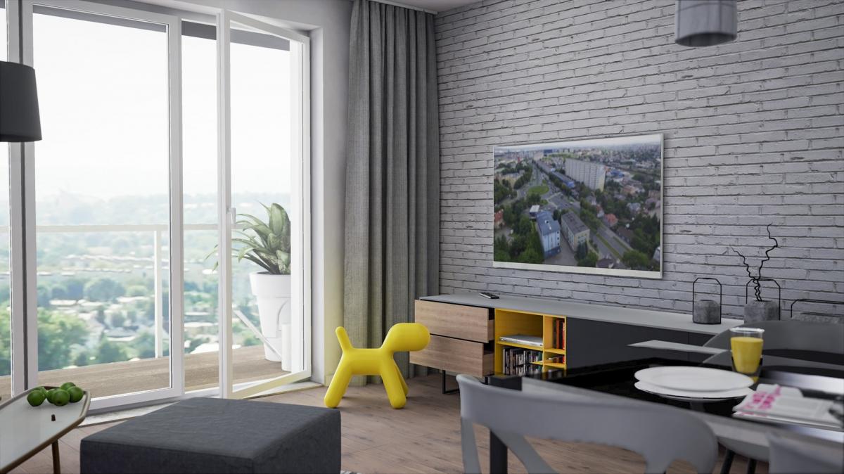 Mieszkanie 63,66 m2, Warszawska/Lubelska, Rzeszów