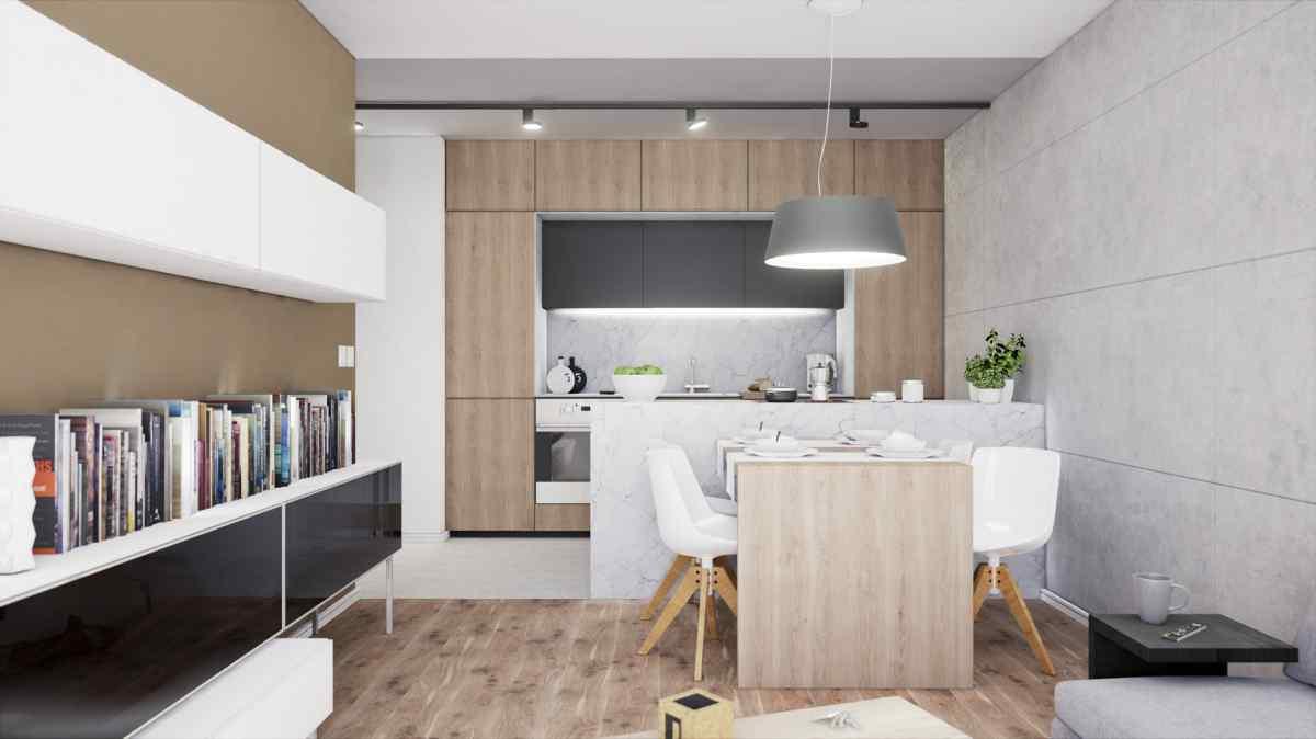 Mieszkanie 54,76 m2, Warszawska/Lubelska, Rzeszów