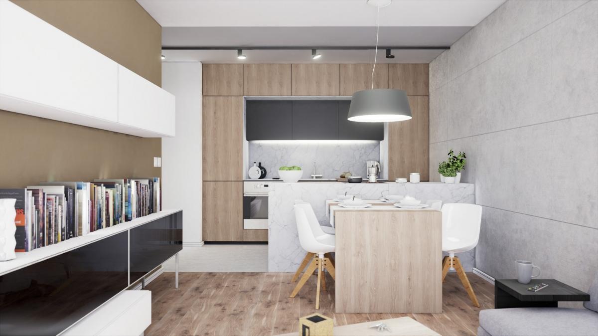 Mieszkanie 54,69 m2, Warszawska/Lubelska, Rzeszów