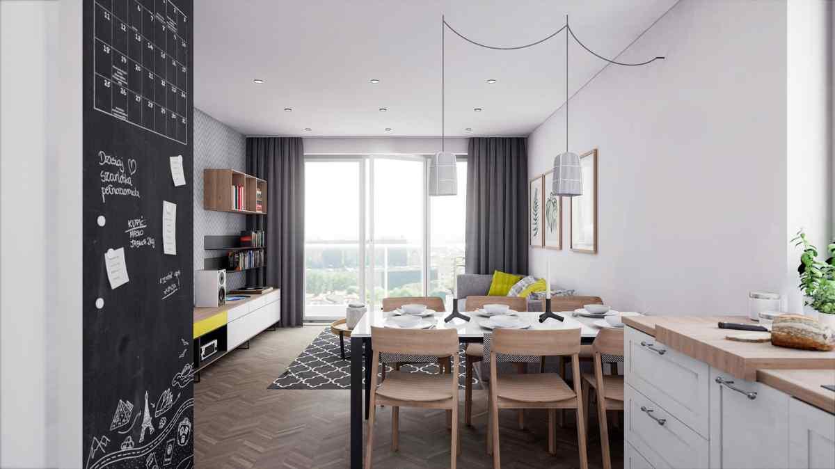 Mieszkanie 67,06 m2, Warszawska/Lubelska, Rzeszów