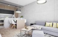 Mieszkanie 54,96 m2, Warszawska/Lubelska, Rzeszów