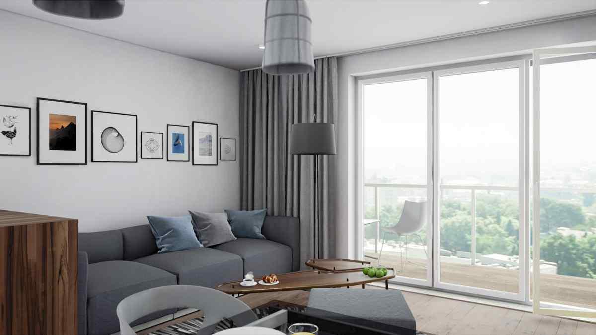 Mieszkanie 63,79 m2, Warszawska/Lubelska, Rzeszów