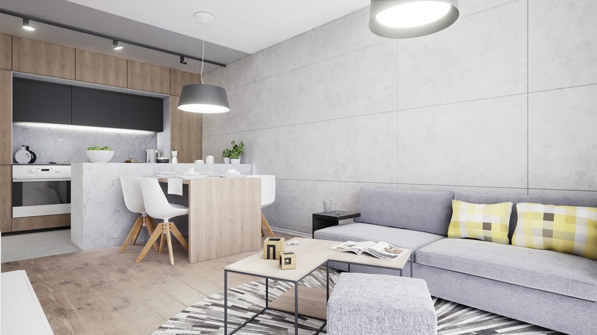 Mieszkanie 54,84 m2, Warszawska/Lubelska, Rzeszów