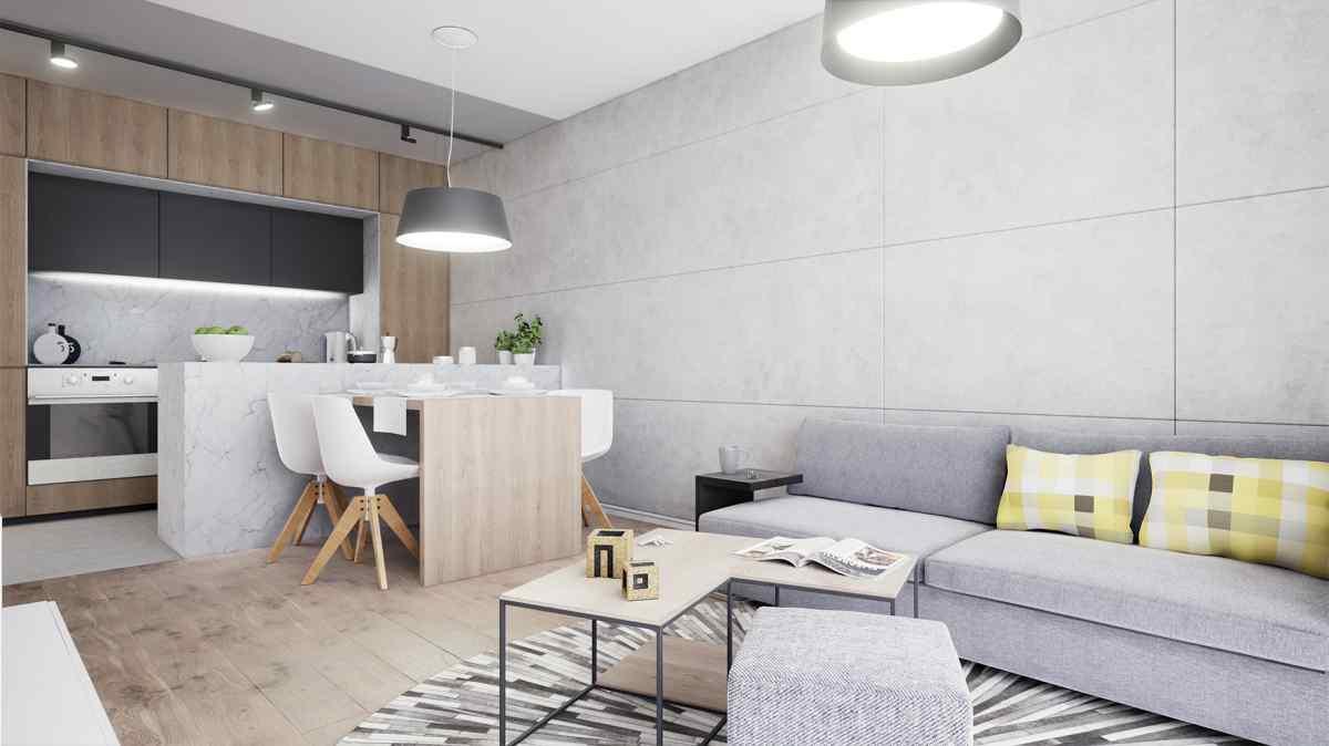 Mieszkanie 55,07 m2, Warszawska/Lubelska, Rzeszów