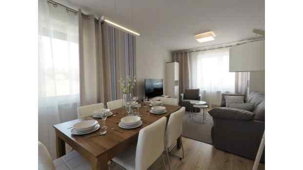 Mieszkanie 85.68 m2