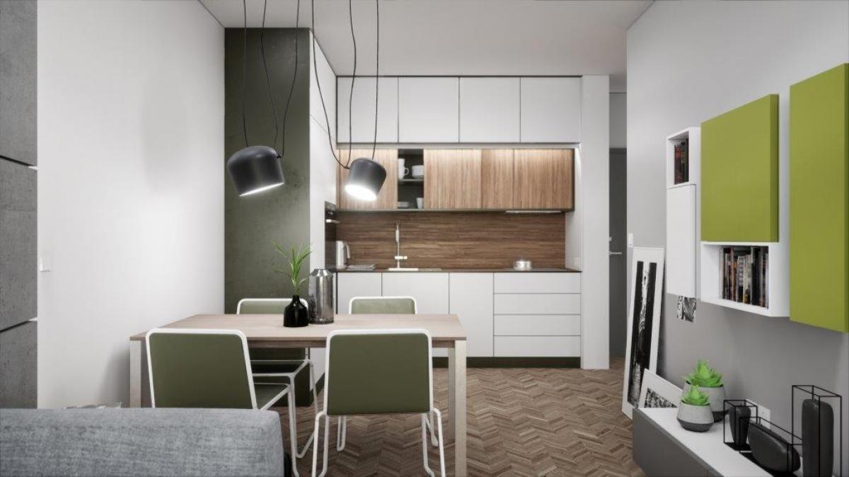 Mieszkanie 36,87 m2, Lubelska, Rzeszów