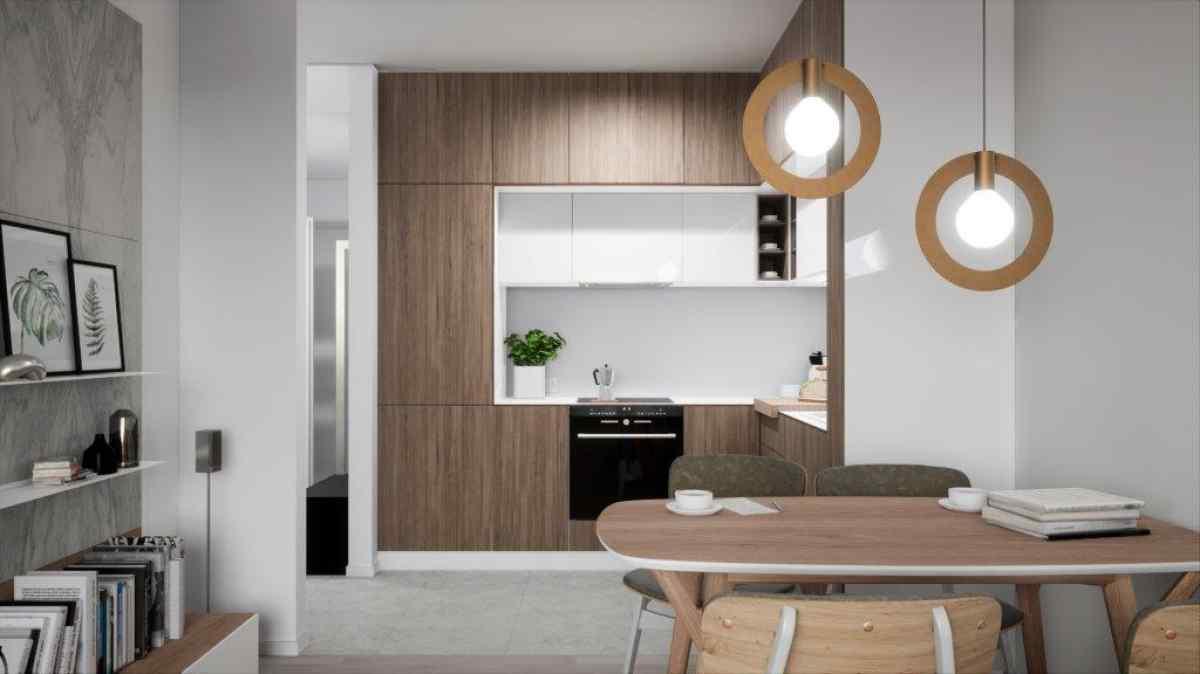 Mieszkanie 40,74 m2, Lubelska, Rzeszów