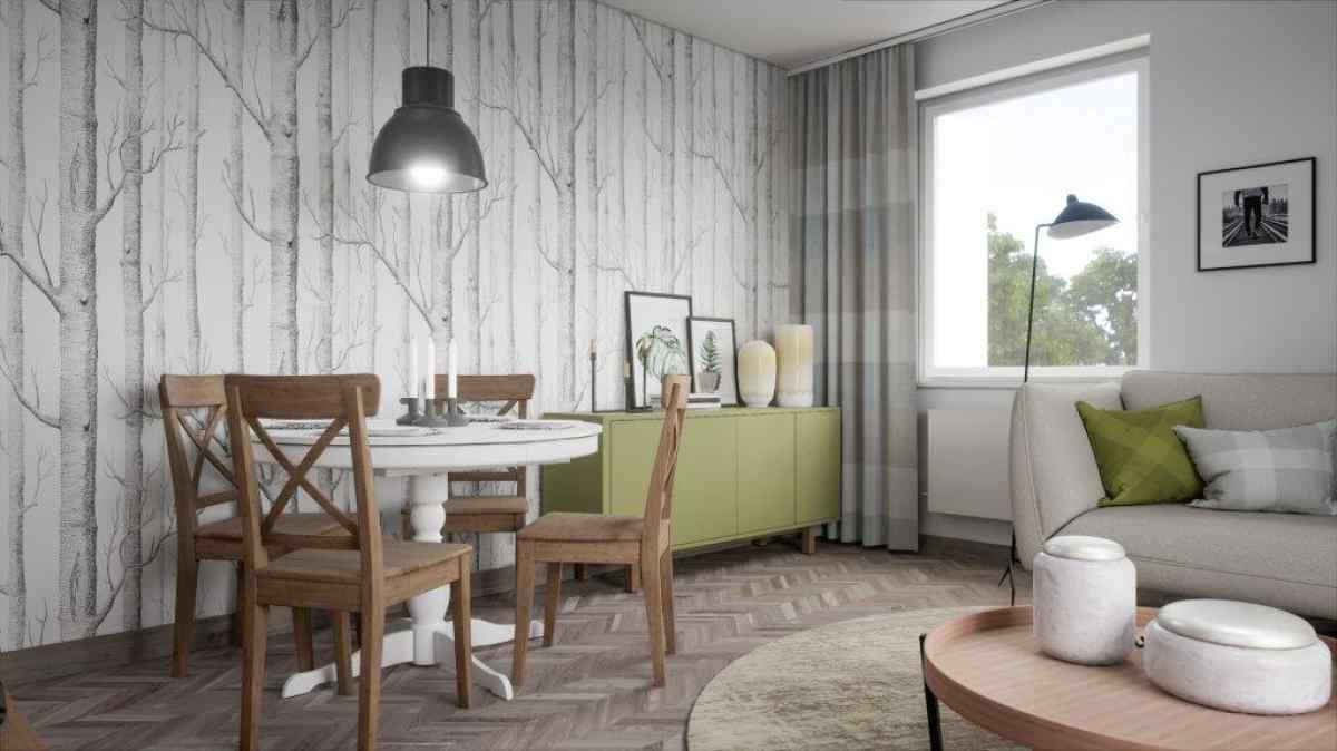 Mieszkanie 45,58 m2, Lubelska, Rzeszów