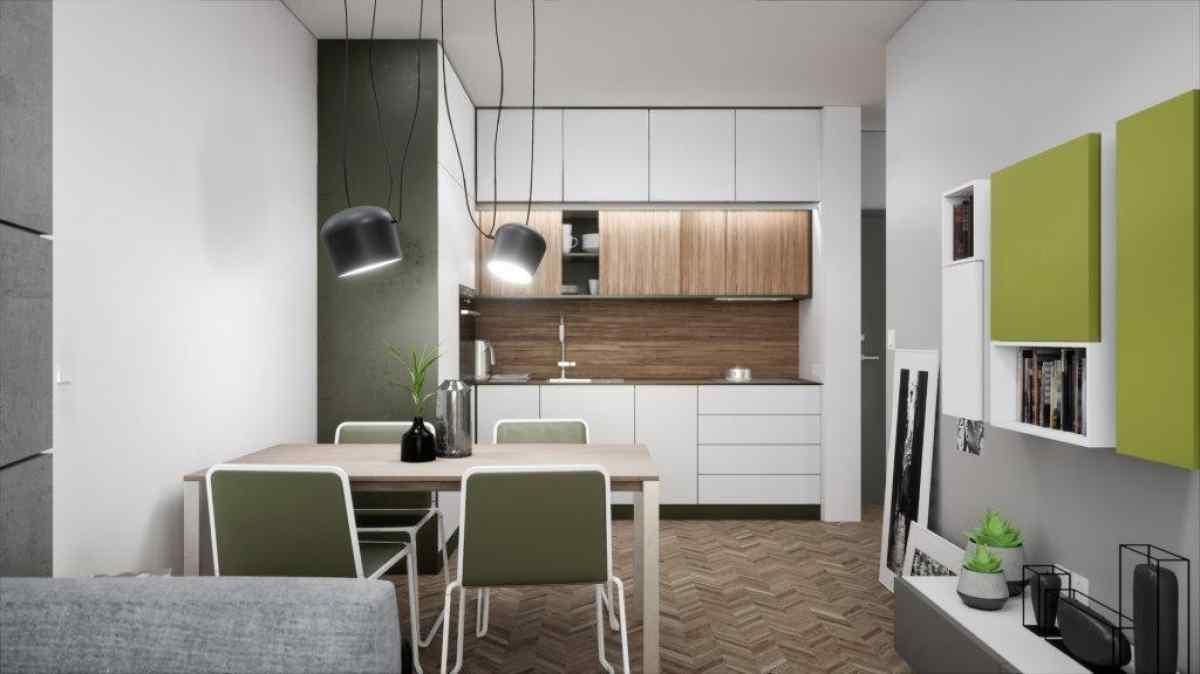 Mieszkanie 36,97 m2, Lubelska, Rzeszów