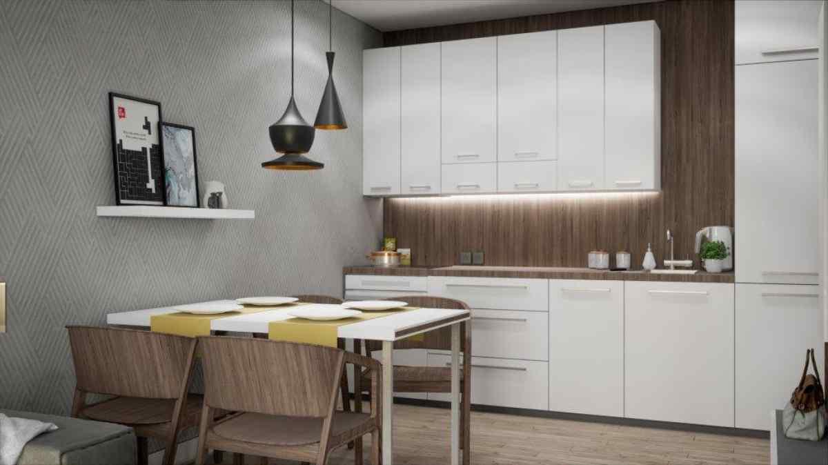 Mieszkanie 55,54 m2, Lubelska, Rzeszów