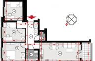 Mieszkanie 68,83 m2, Lubelska, Rzeszów