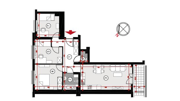 Mieszkanie 68.65 m2