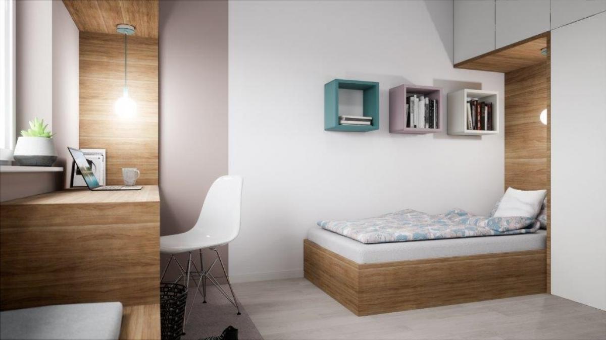 Mieszkanie 68,62 m2, Lubelska, Rzeszów