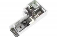 Mieszkanie 58,94 m2, Lubelska, Rzeszów