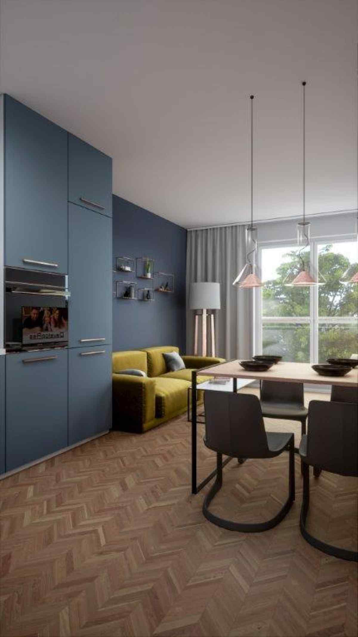 Mieszkanie 40,46 m2, Lubelska, Rzeszów