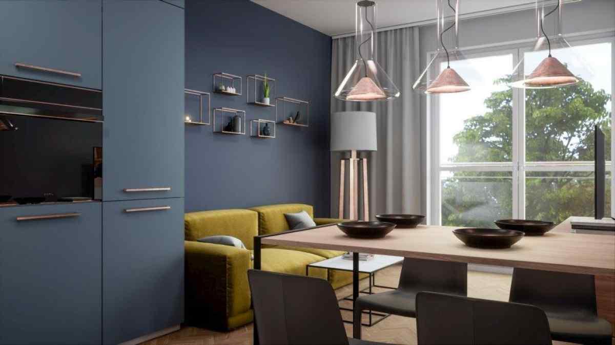 Mieszkanie 40,39 m2, Lubelska, Rzeszów