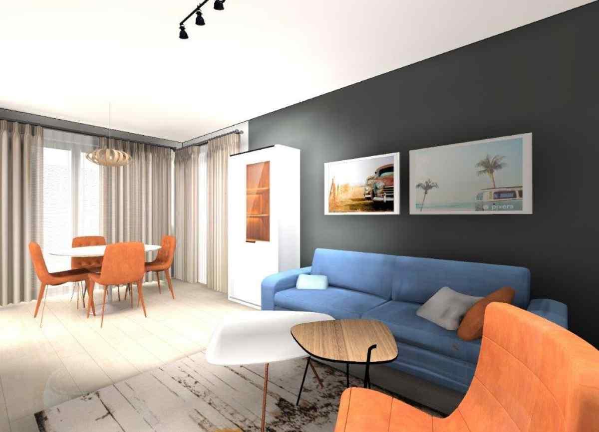 Mieszkanie 85,5 m2, Lubelska, Rzeszów