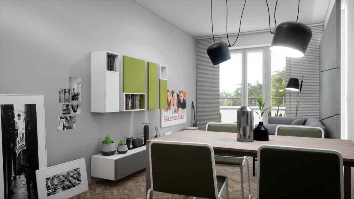 Mieszkanie 37,07 m2, Lubelska, Rzeszów
