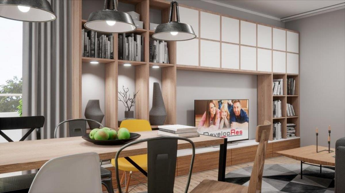 Mieszkanie 85,48 m2, Lubelska, Rzeszów
