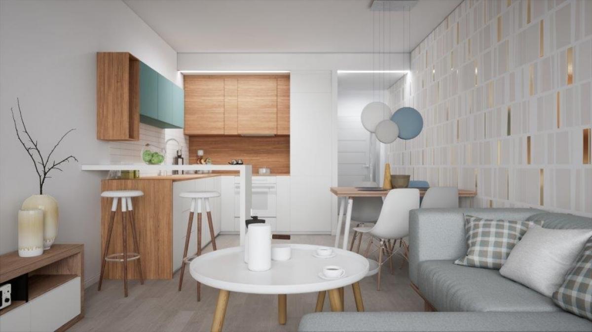 Mieszkanie 68,85 m2, Lubelska, Rzeszów
