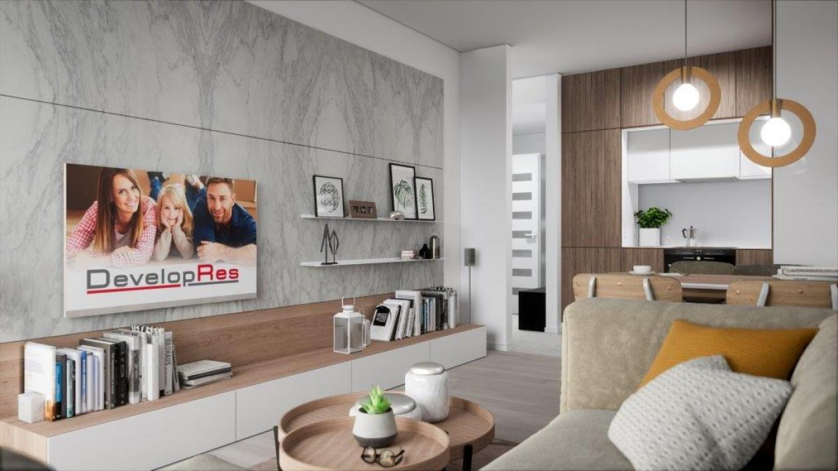Mieszkanie 40,7 m2, Lubelska, Rzeszów