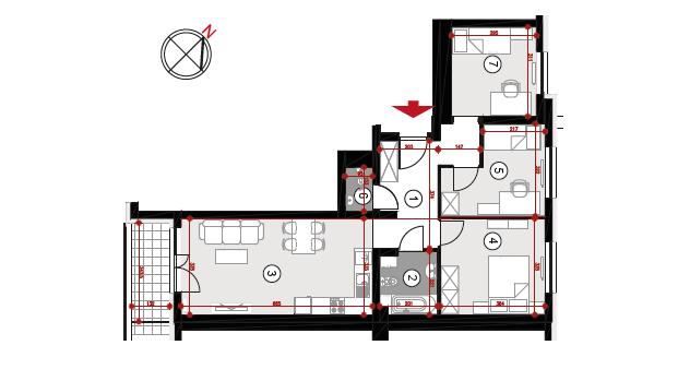 Mieszkanie 67.52 m2