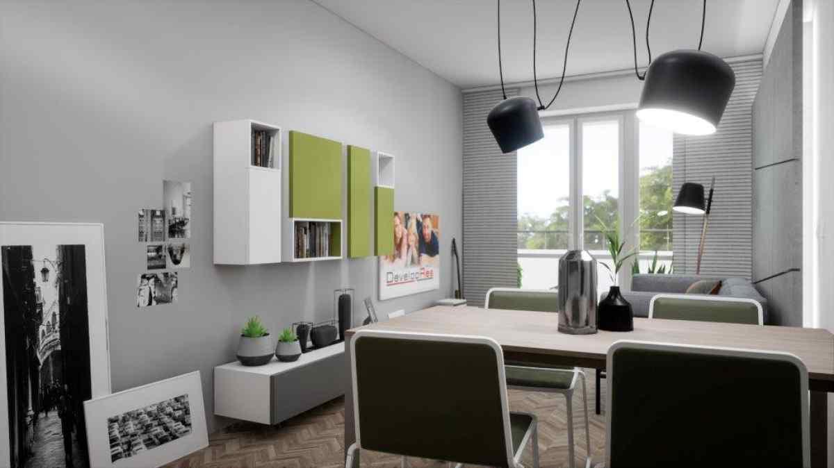 Mieszkanie 37,04 m2, Lubelska, Rzeszów