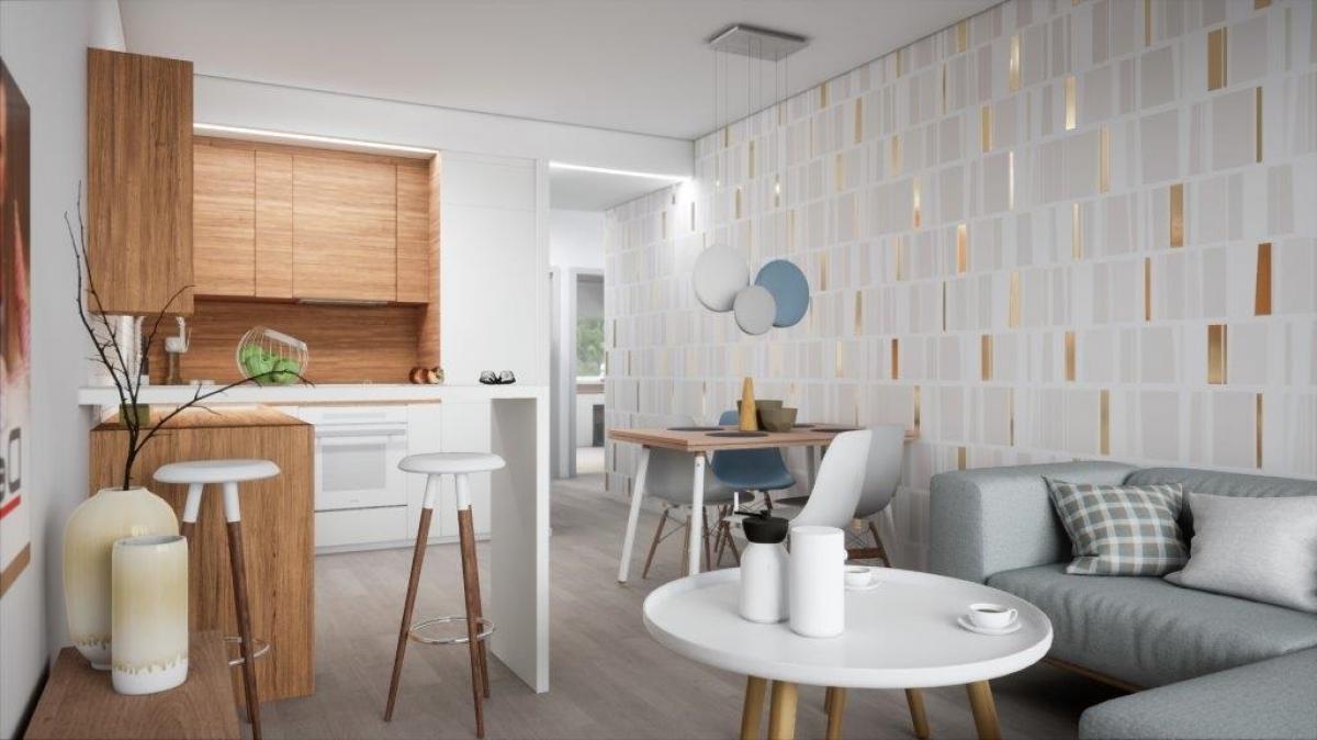 Mieszkanie 68,61 m2, Lubelska, Rzeszów
