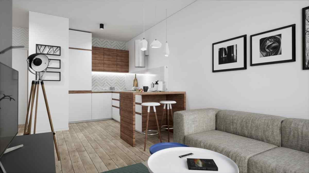 Mieszkanie 33,63 m2, Warszawska/Lubelska, Rzeszów