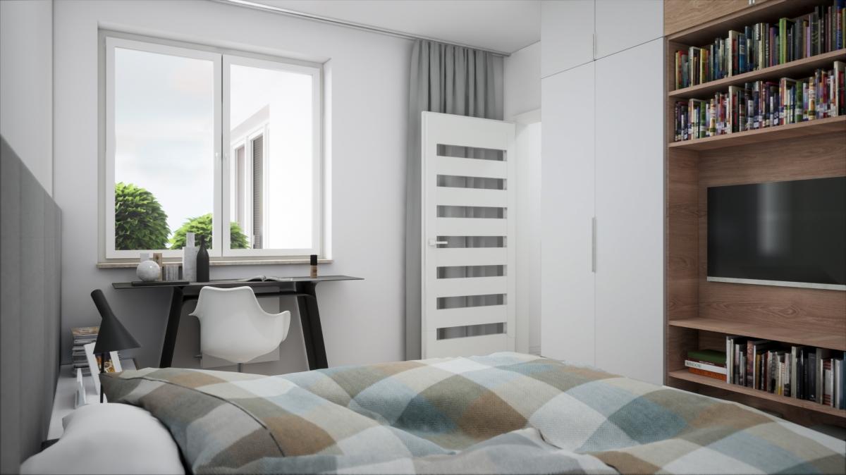 Mieszkanie 49,05 m2, Warszawska/Lubelska, Rzeszów
