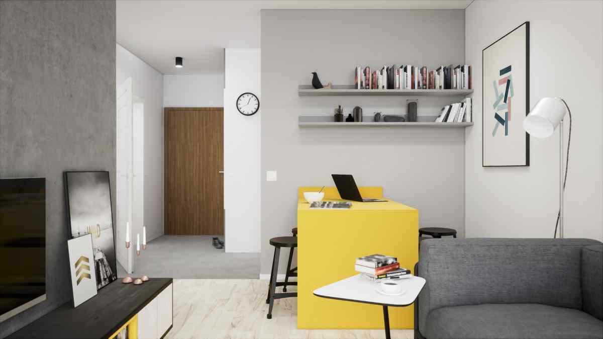 Mieszkanie 35,75 m2, Warszawska/Lubelska, Rzeszów